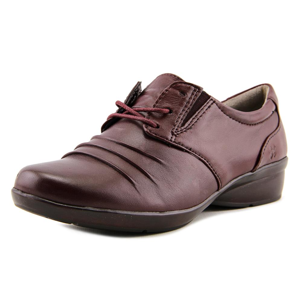 Naturalizer Carly Women W Round Toe Leather Oxford by Naturalizer