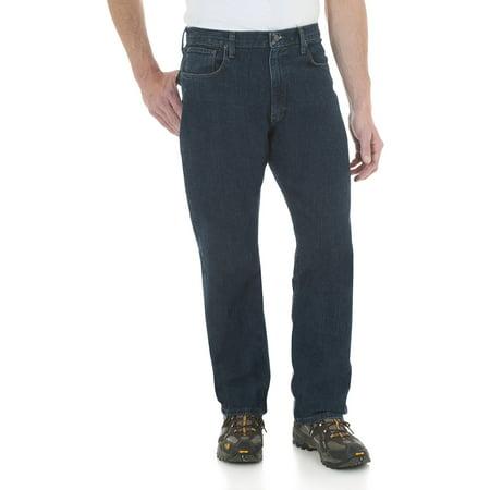 Wrangler Men's Advanced Comfort Relaxed Fit Jean