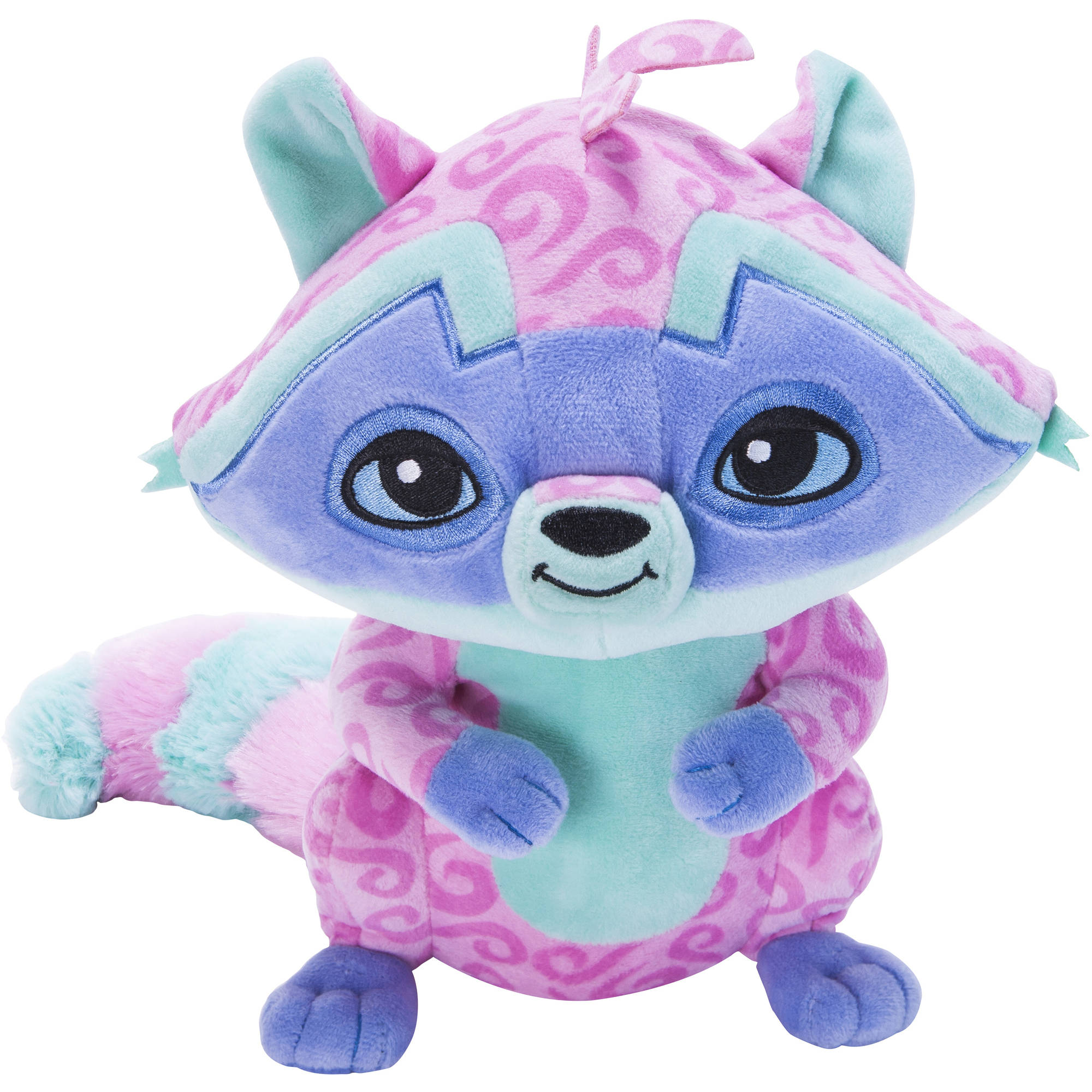 Animal Jam Cuddly Raccoon Plush