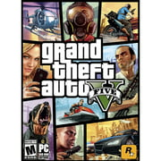 Best PC Games - Grand Theft Auto V, Rockstar Games, PC, 710425414534 Review