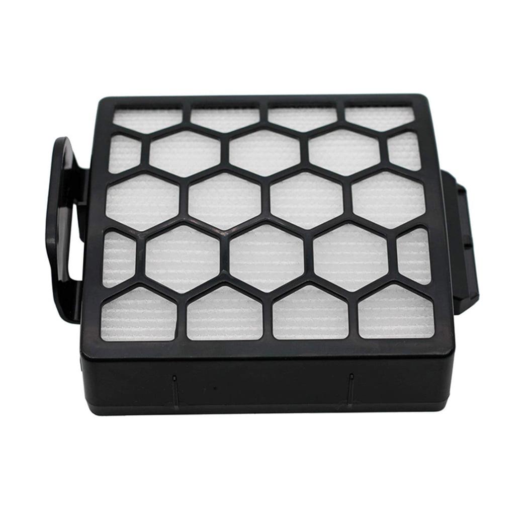 Zero-M Self-Cleaning Brushroll Pet Pro ZU60 GreenVacShop Replacement Filter Set for Shark Navigator Pet Plus NV150 NV255 ZU62 NV251 4 Foam+4 Felt+2 HEPA ZU62C Upright Vacuum 1239FT60 1238FT60