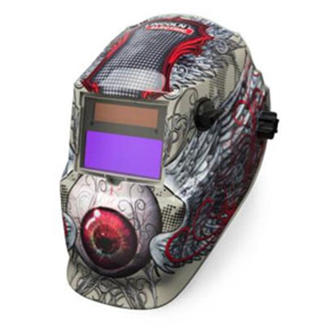 Lincoln Electric  LEW-K3190-1 Bloodshot Helmet