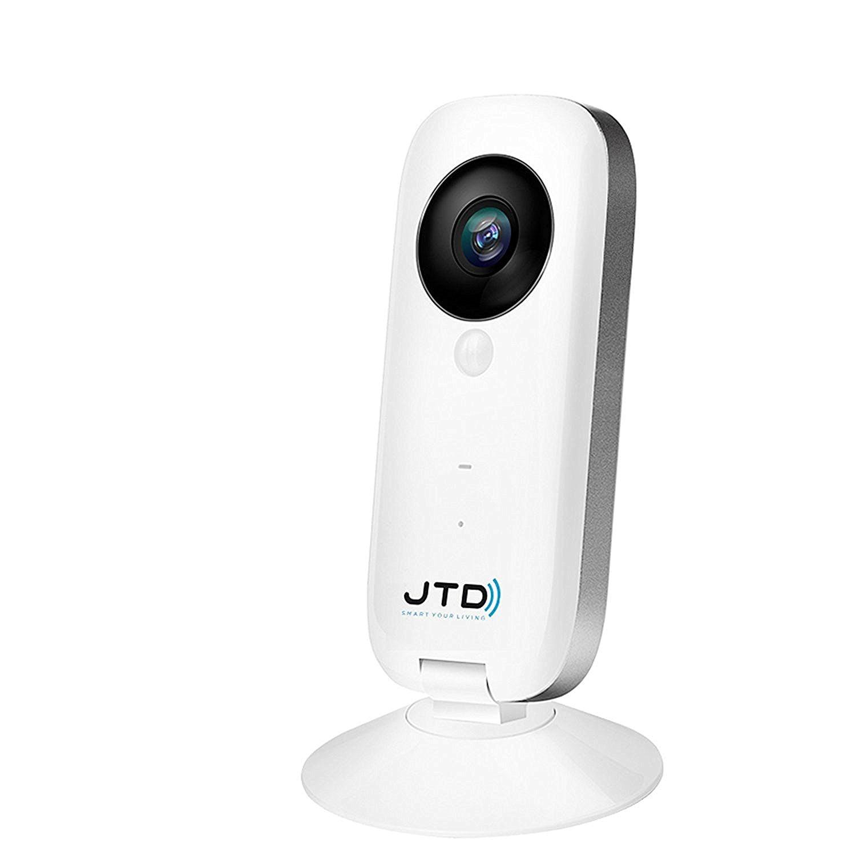 JTD CAM 720p HD Wireless Smart Home Day Night Security Surveillance Camera