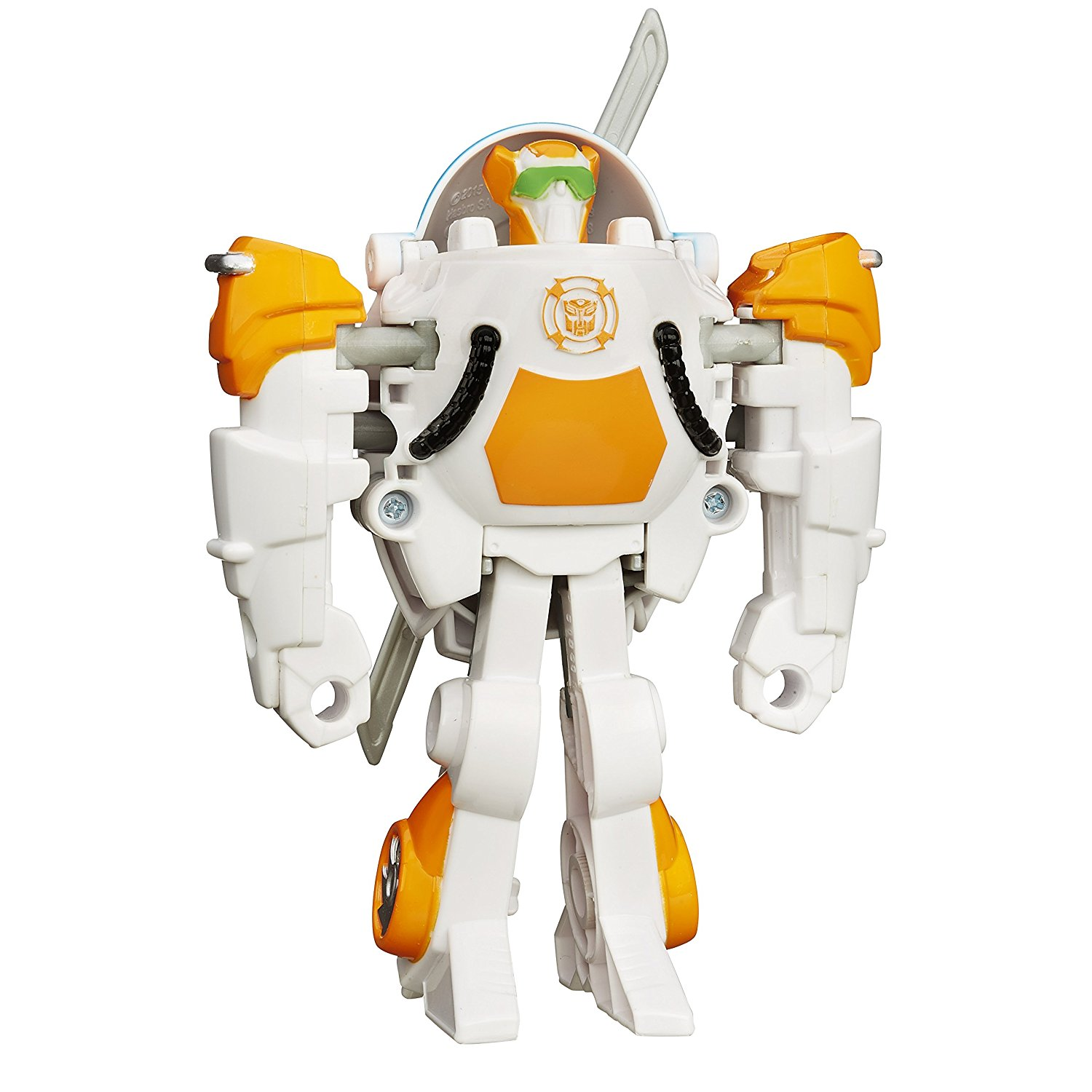 Heroes Transformers Rescue Bots Rescan Blades The Flight Bot Action Figure, Little heroes... by