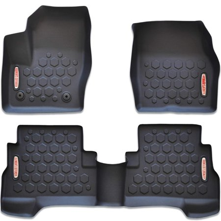 2013 2018 Ford Escape Floor Mats Front Amp Rear Liners