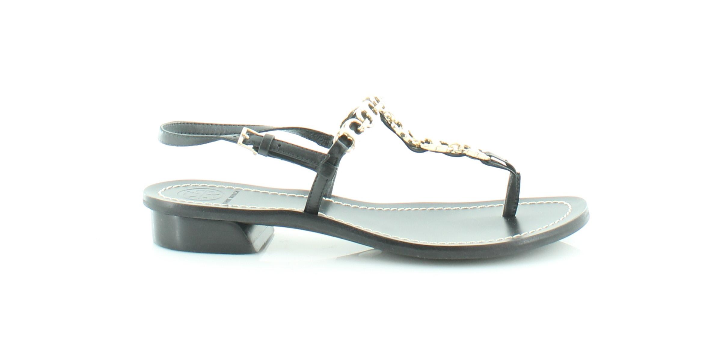 Tory Burch Gemini & Link T Strap Women's Sandals & Gemini Flip Flops 4d50f3