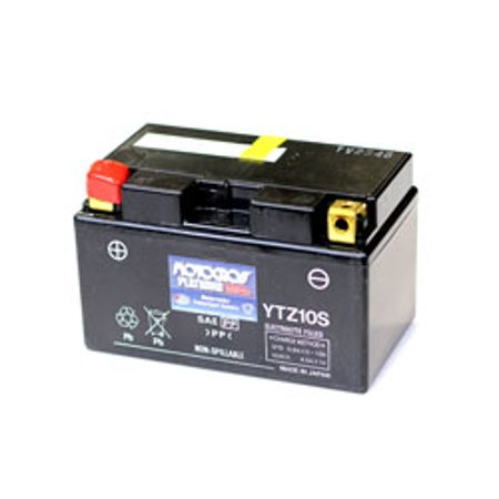 Replacement for JENOPTIK JENA 125 ET4 125 125CC SCOOTER AND MOPED BATTERY replacement (3 Wheeled Moped)