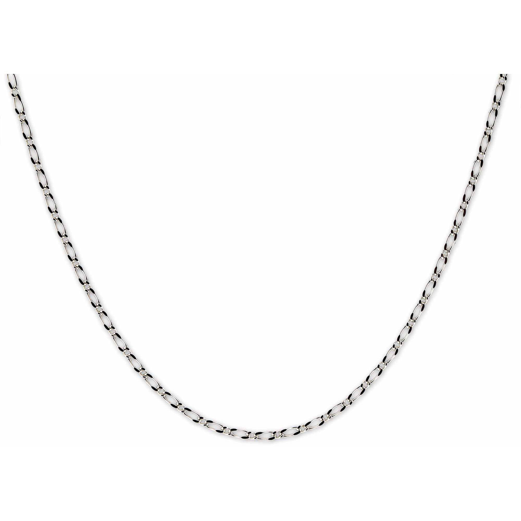 necklace itm sterling wholesale italy rope shiny o chain pure silver italian