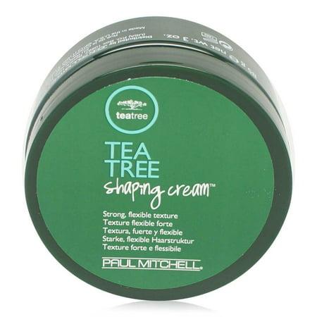 Paul Mitchell Tea Tree Grooming Pomade - Paul Mitchell Tea Tree Shaping Cream 3 Oz