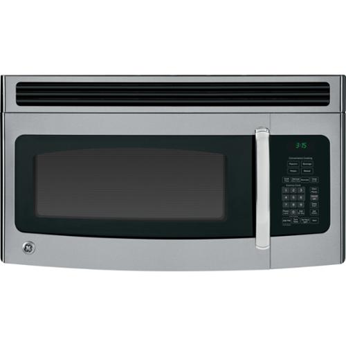 general electric ge spacemaker jvm3150rfss stainless steel over the range microwave - General Electric Microwave