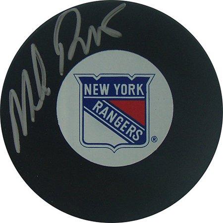 Steiner Sports Decorative Mike Richter New York Rangers Autograph Puck