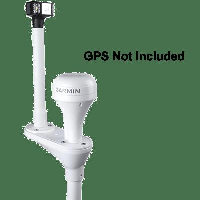 SEAVIEW LTB-U1A7800 Light Bar Top, Attwood 7800 &GPS