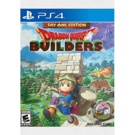 Square Enix Dragon Quest Builders for PlayStation