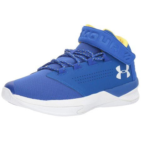Under Armour Men's Get B Zee Basketball Shoe, Team Royal (400)/White,
