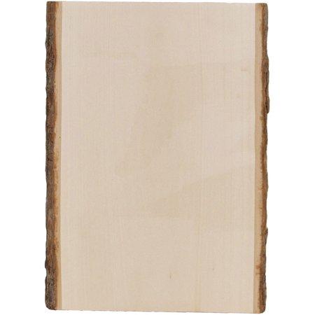 Plank Woodland Walnut (Walnut Hollow basswood Country Plank, Small)