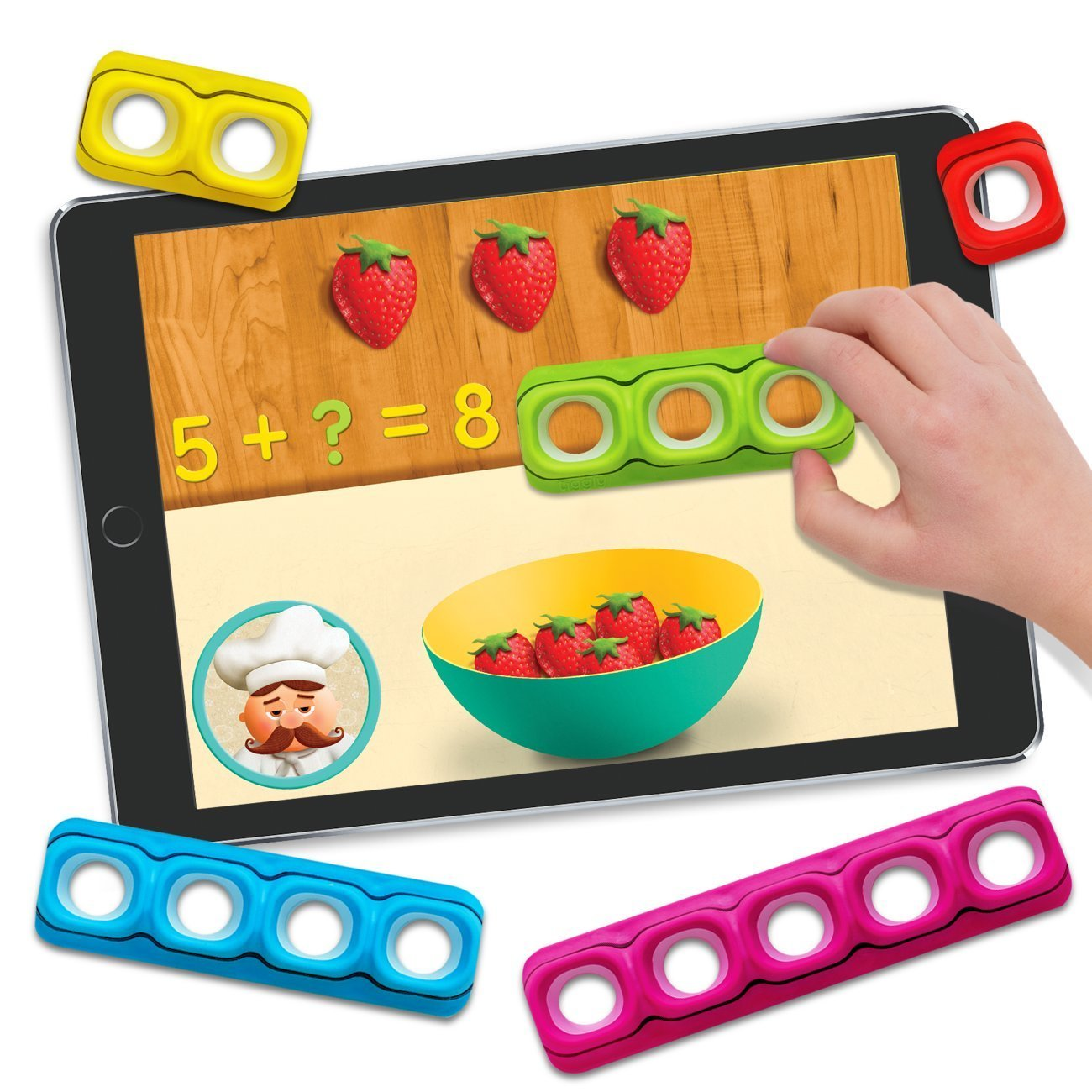 Tiggly Math Learning System for Kids 3-7 - Walmart.com
