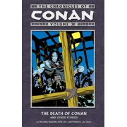 The Chronicles of Conan Volume 30 : The Death of Conan and Other Stories