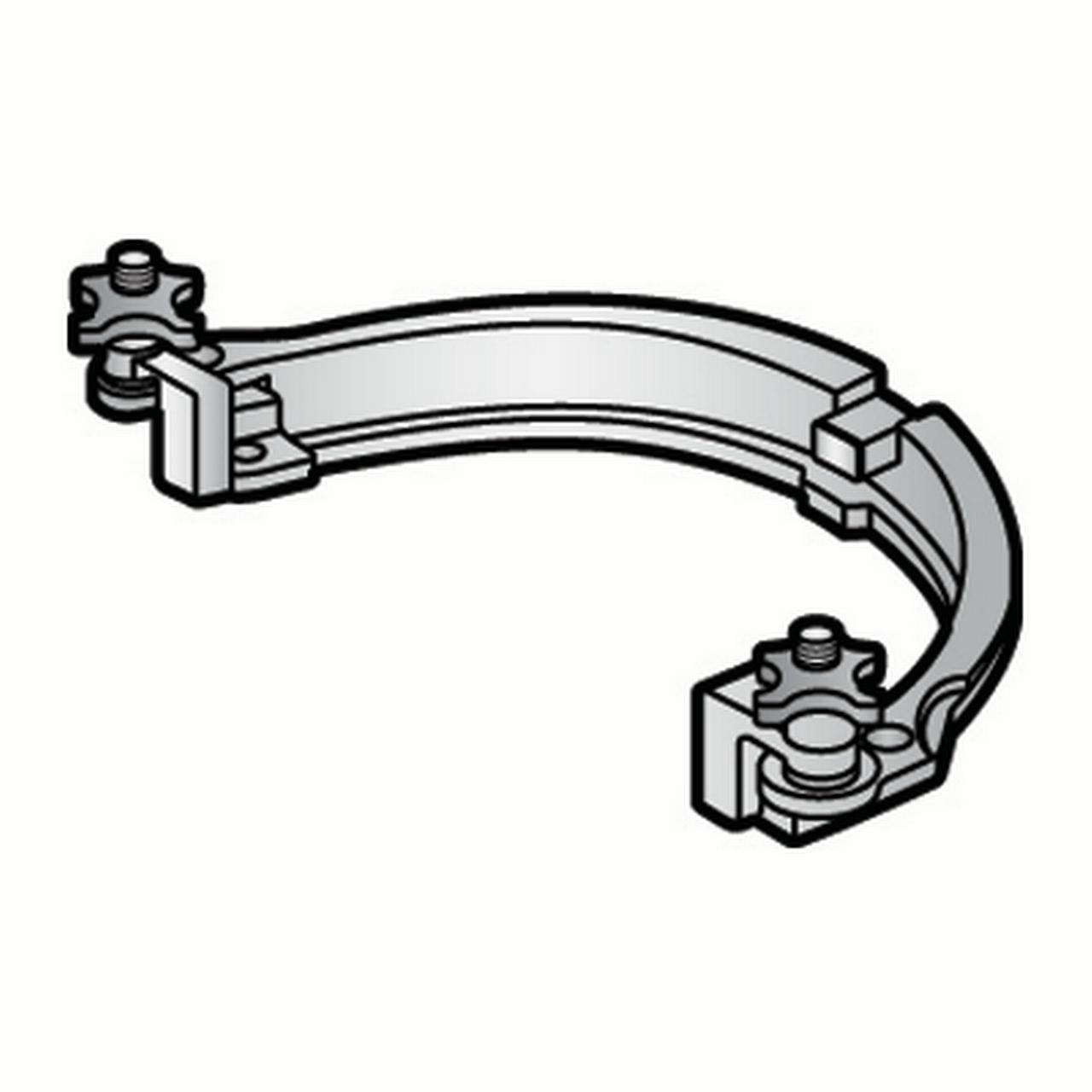 Adapter Ring For 140 qt Hobart Mixer Model: 140-80BA -ALF-140-80BA by ALFA International