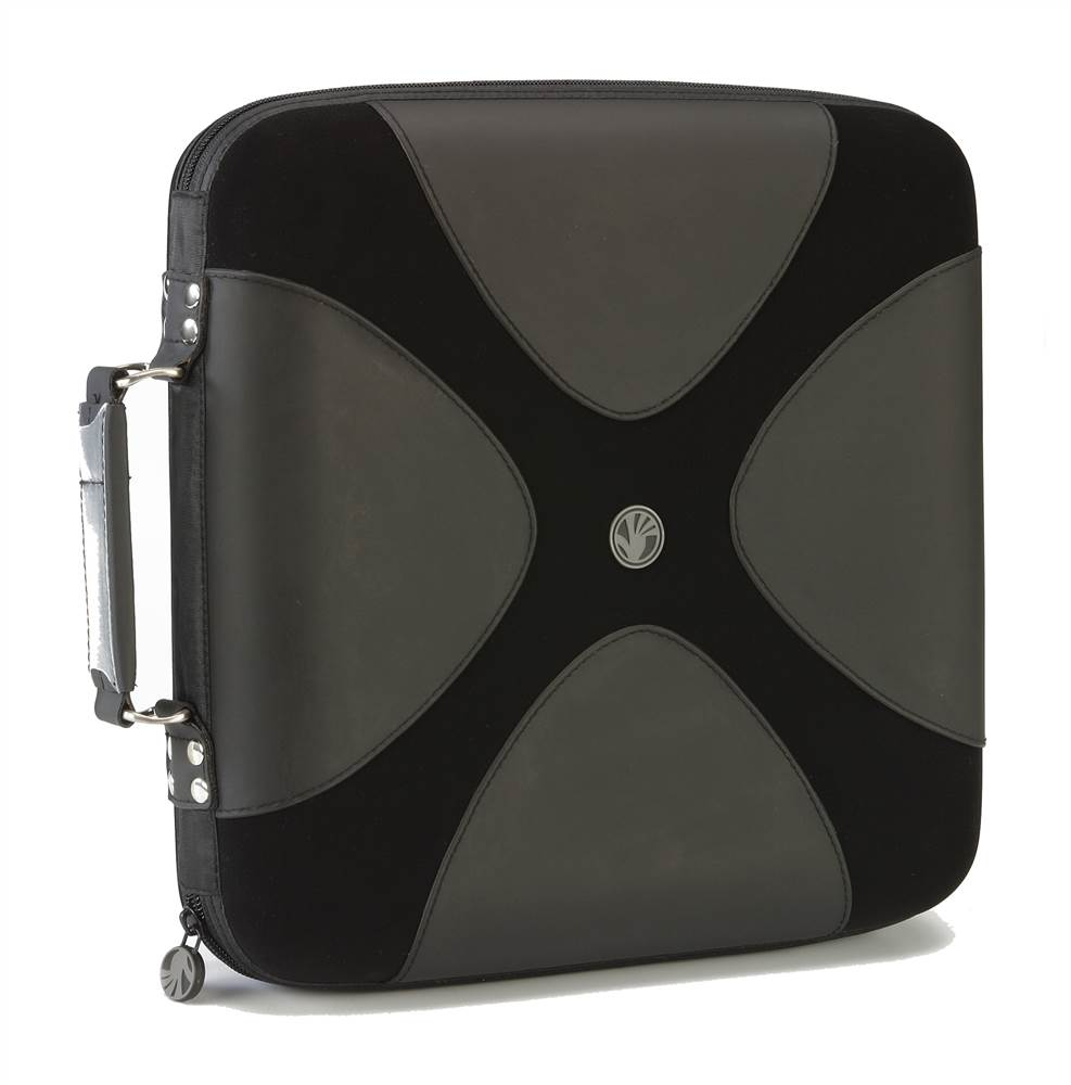 Hardbody Black Wave Pro 80-160 Disc CD Case (d2 Fixed)