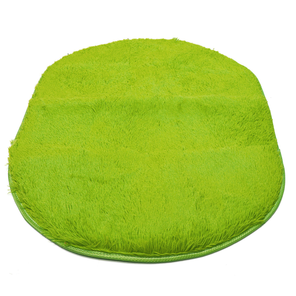 """47.3""""x31.5"""" Modern Oval Fluffy Rugs Anti-Skid Shaggy Area Rug Dining Room Bedroom Carpet Floor Mat Warm Mat/Cover Child Play Mat Fashion Home Decor - 14 ..."""