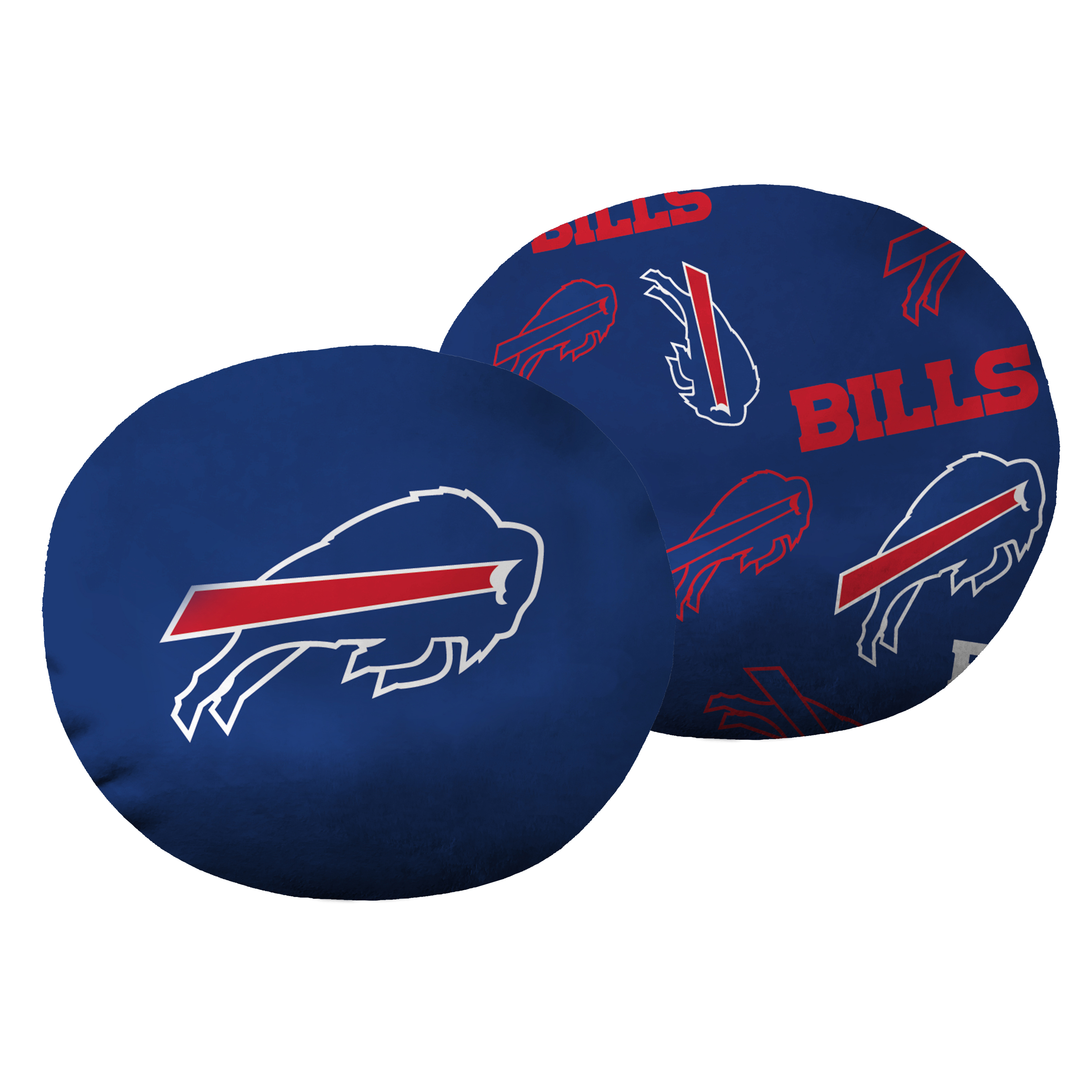 """NFL - Buffalo Bills, 11"""" Cloud Pillow"""