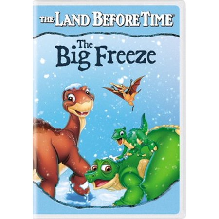 The Land Before Time: The Big Freeze (DVD) ()