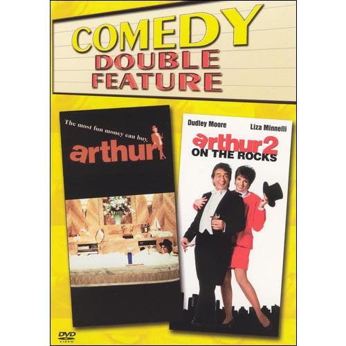 Arthur / Arthur 2: On The Rocks (Full Frame)