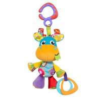 Playgro Morty Moose Munchimal, STEM Toy for a bright future