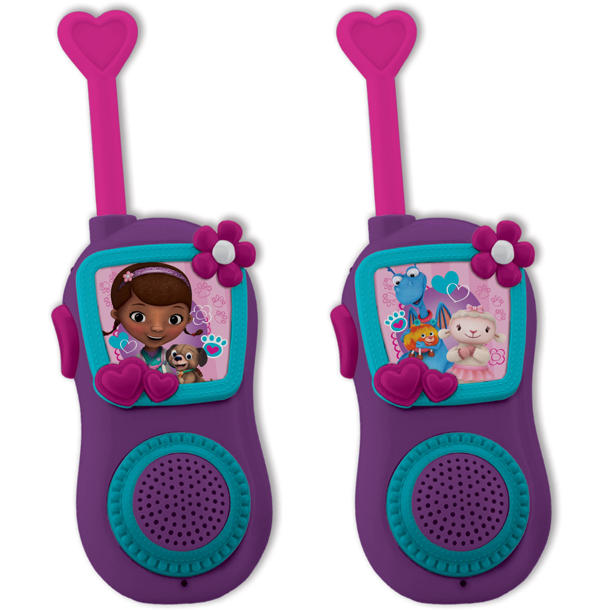 Disney Doc McStuffins FRS 2-Way Radios by Generic