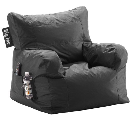 Big Joe Bean Bag Chair Multiple Colors - 33  x 32  x 25  - Walmart.com  sc 1 st  Walmart & Big Joe Bean Bag Chair Multiple Colors - 33