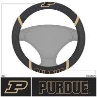 "Purdue University Steering Wheel Cover 15""x15"""