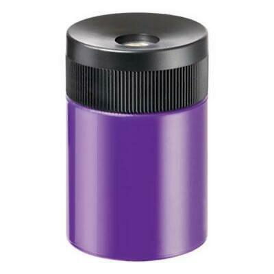 Staedtler Handheld Barrel Pencil Sharpener, Assorted, -