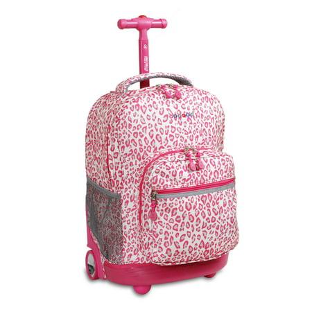Access Rolling Backpack - J World Sunrise Rolling Backpack