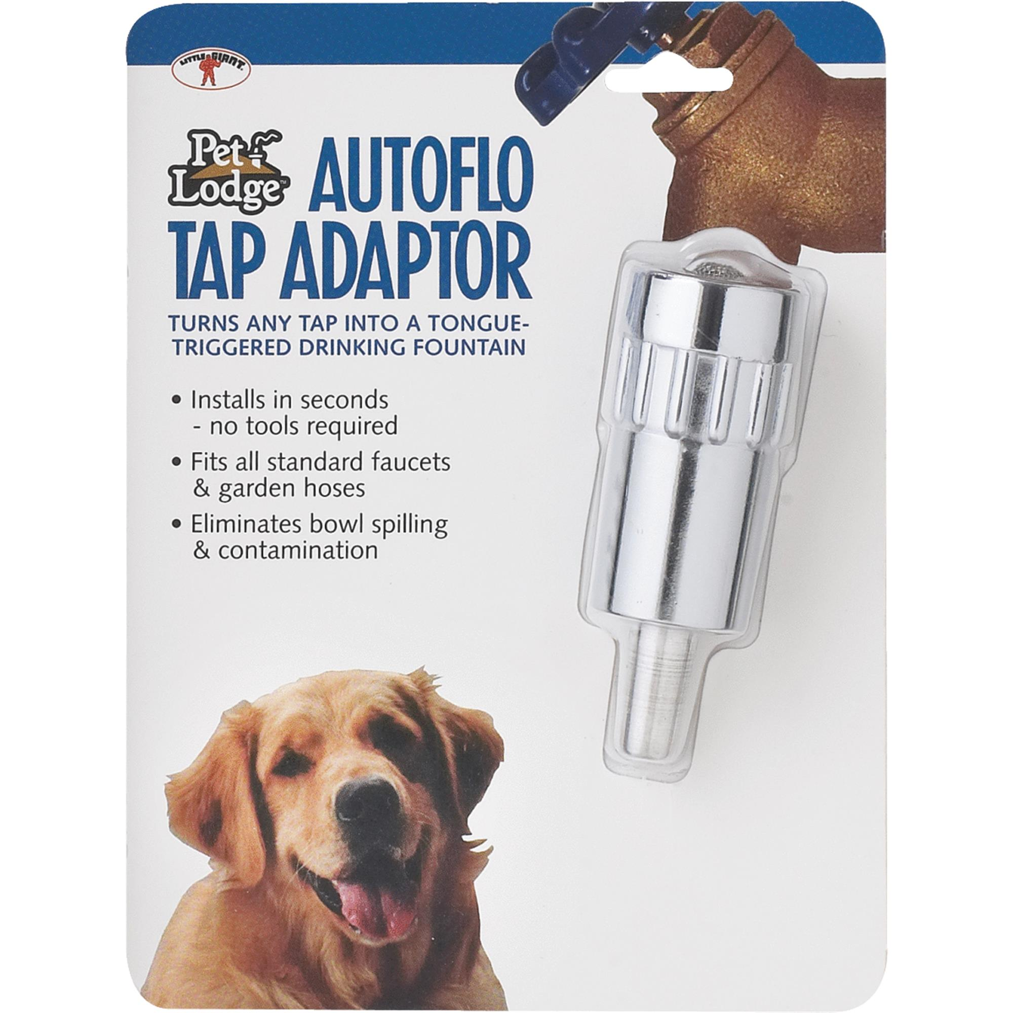 Pet Lodge Automatic Pet Waterer Tap Adaptor