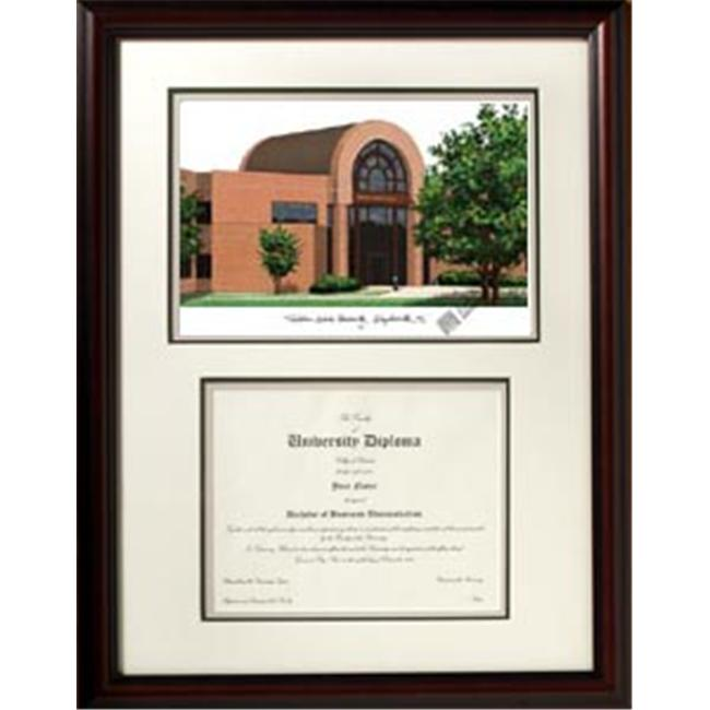 Campus Images TX968V 18'' x 24'' Tarleton State University Scholar