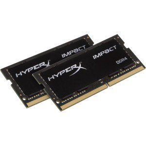 Kingston HyperX Impact 32GB (2x16GB) DDR4 2400MHz 260pin SoDIMM Memory Kit Kingston Hyperx Pc Memory