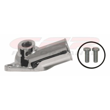 HZ-9467 9.75 in. 1999-04 Ford Truck Chrome Steel Rear Differential Cover - 12 Bolt with Ring Gear - image 1 de 1