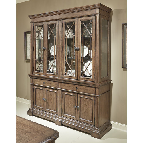 Legacy Classic Furniture Renaissance China Cabinet Walmart Com