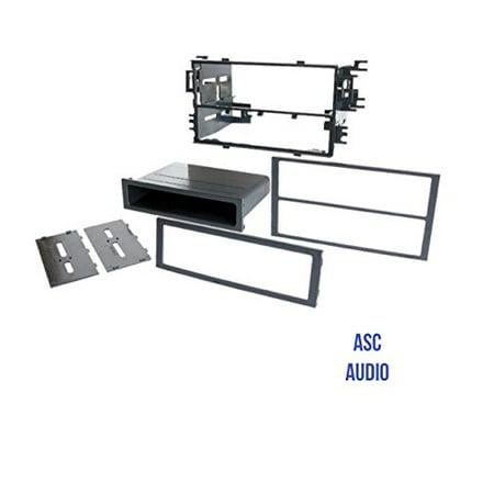 ASC Audio Car Stereo Dash Kit for installing a Radio for Honda: 1990-2002 Accord, 1999-2000 Civic, 1997-2006 CR-V, 1995-2004 Odyssey, 1992-2001 Prelude (Xm Radio Honda Crv)