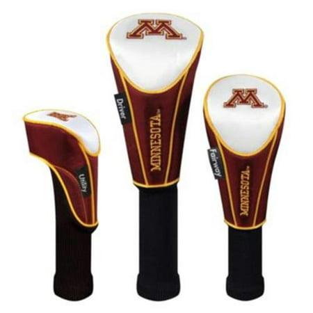 Team Effort Minnesota Golden Gophers Set of Three Golf Headcovers