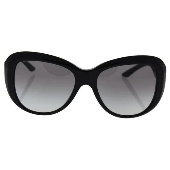 0086ab32698 VERSACE - Versace VE4285-GB1-11 Women s Black Frame Grey Lens 57mm ...