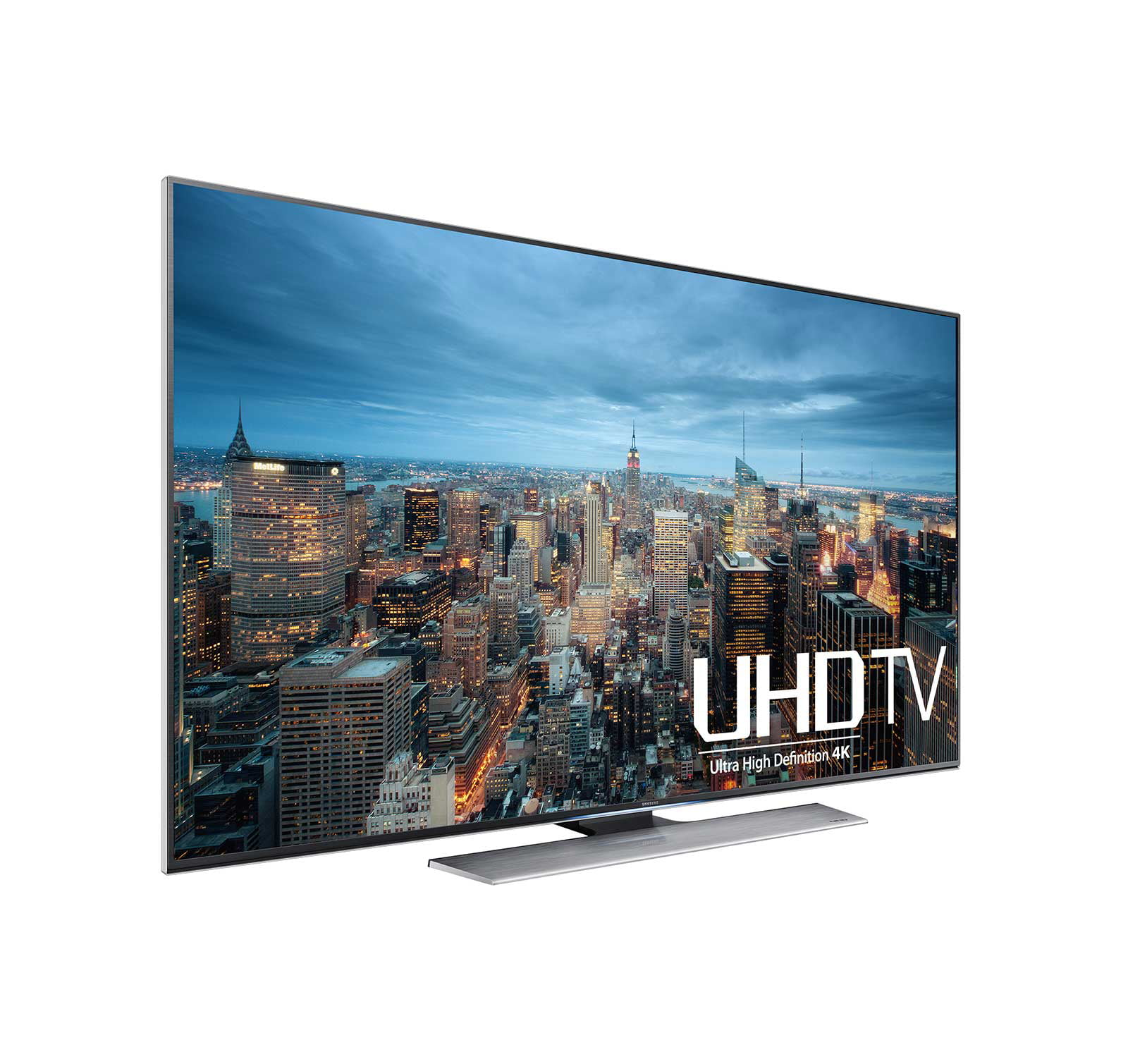 "Samsung UN85JU7100 85"" 4K Ultra HD 2160p 120Hz LED LCD Smart HDTV (4K x 2K) by Samsung"