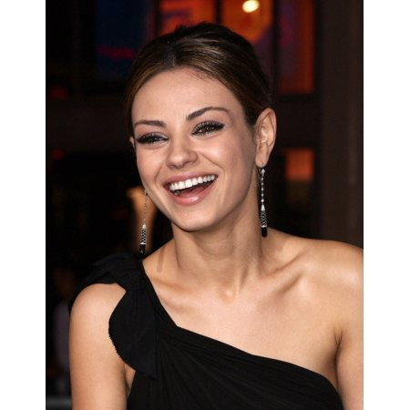 Mila Kunis At Arrivals For The Book Of Eli Premiere GraumanS Chinese Theatre Los Angeles Ca January 11 2010 Photo By James AmherstEverett Collection