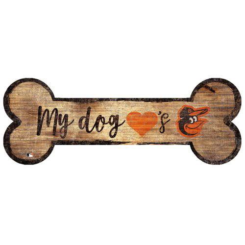 Fan Creations Dog Bone Sign Wall Decor