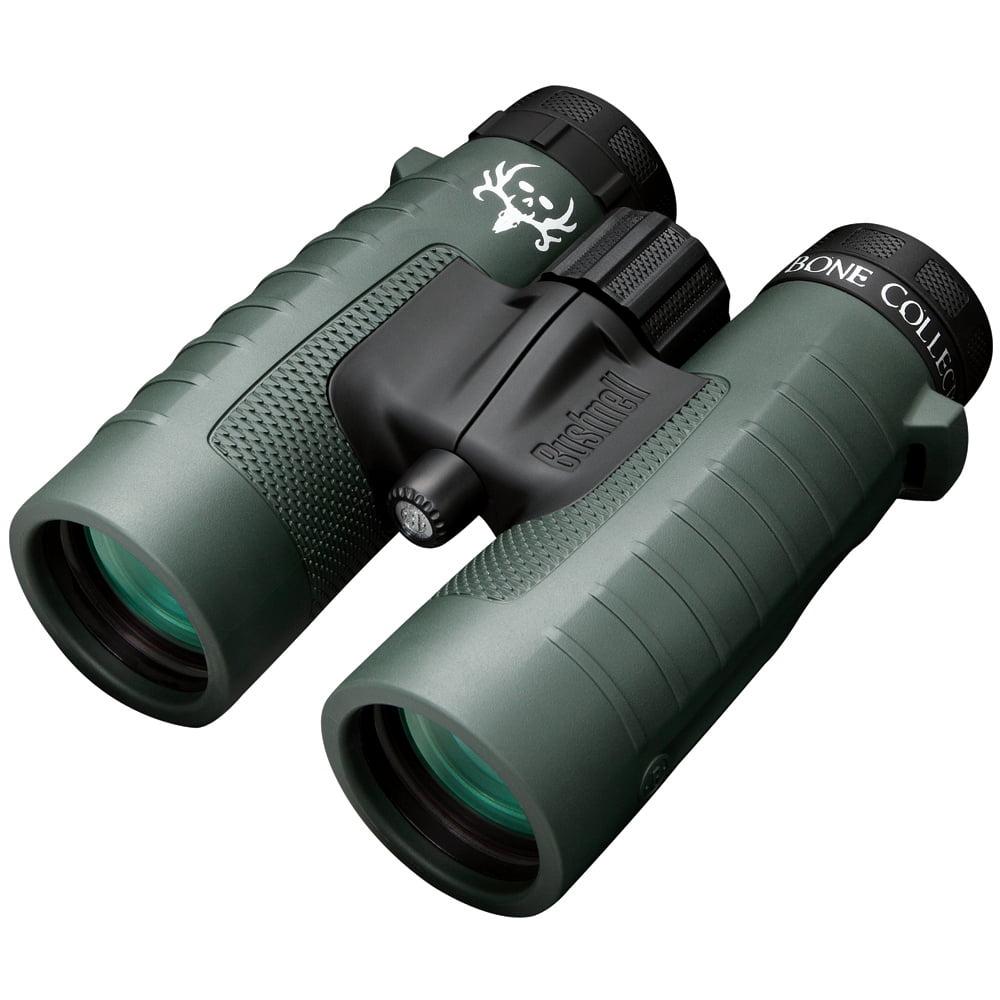 Bushnell Trophy XLT Bone Collector Binocular, Green Roof, 10 x 42mm by Bushnell
