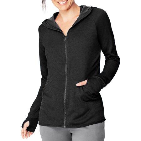 - Sport Women's Performance Fleece Full Zip Hoodie