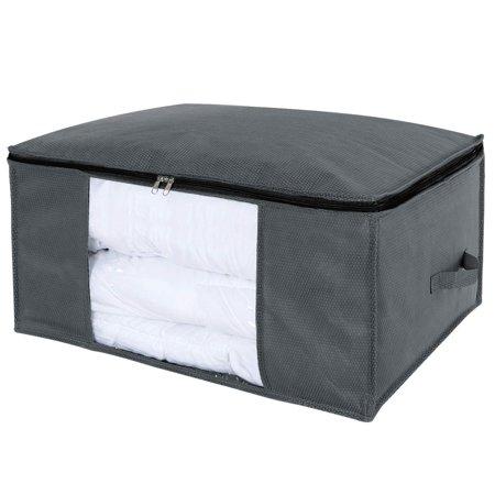 Lifewit 100L Large Under Bed Storage Bag for Comforters Bedding Blankets (Large Storage Bags)