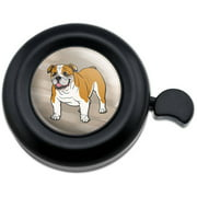 English Bulldog Pet Dog Bicycle Handlebar Bike Bell