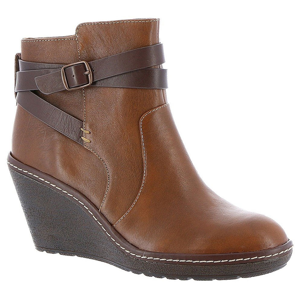 Sofft Cayla Women US 7 Brown Boot by Sofft