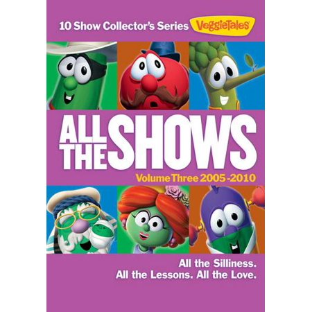 Veggie Tales All the Shows Volume 3, 2005-2010 (Other)